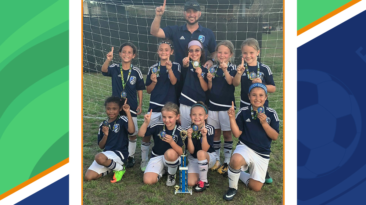 East Campus 09 Girls had Exciting weekend at Gator Showcase!